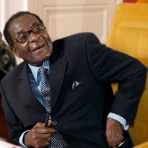 The late Robert Mugabe