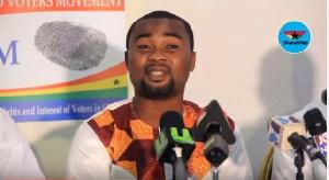 Razak Kojo Opoku, President of the Concern Voters Movement