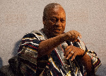 NDC had the majority in parliament but EC officials changed it - Mahama