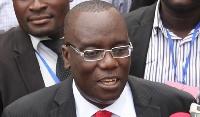 Kwadwo Owusu Afriyie, Former General Secretary of NPP