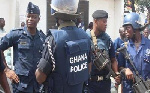 File Photo: Ghana Police Service personnel