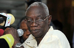 Kwadwo Afari Gyan