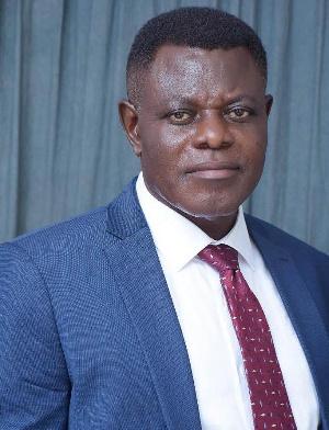 Dr. Kwame Kyei is the Board Chairman of Asante Kotoko