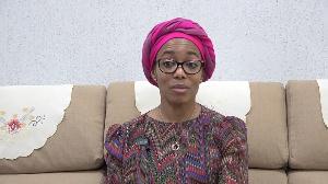MP for Klottey Korle, Dr Zanetor Agyeman-Rawlings