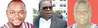 Klottey Korle constituency MP aspirants