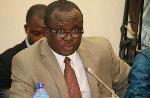 First Deputy Speaker of Parliament,  Joseph Osei Owusu