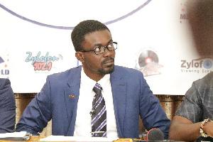 Nana Appiah Mensah (NAM1)