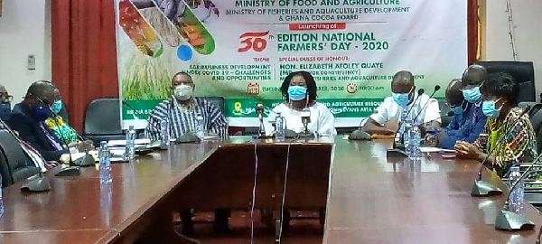 Techiman to host National Farmers' Day 2020