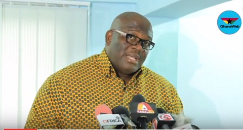 Ghana will be peaceful – Dep Nat'l Security Minister assures