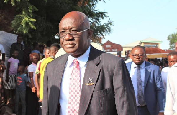 I chose the development of Navrongo, Upper East over a two-million-dollar contract - Kofi Adda