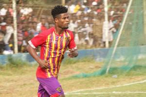 Hearts of Oak player, Daniel Afriyie Barnieh
