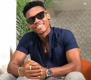 Ghanaian songwriter and singer, KiDi