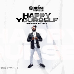 Covert art of Obibini Takyi's new song titled Happy Yourself