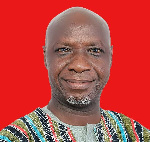 David Tiki Dange is contesting the Damongo seat as independent candidate