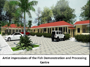 The project after completion is expected to capacitate women, youth and PWDs