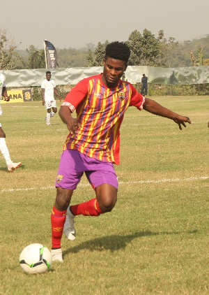 The two have been called up  for Ghana's U-20 squad to begin preparations ahead of upcoming matches