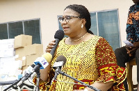 Rebecca Akufo-Addo, First Lady of the Republic of Ghana