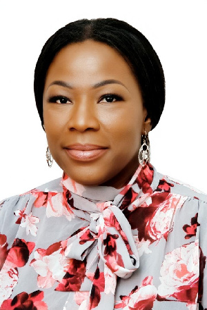 Dr. Grace Ayensu-Danquah is NDC Parliamentary Candidate for Essikado Constituency