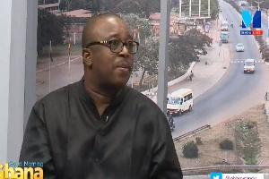 Former CEO of Ghana Free Zones Authority, Kojo Twum Boafo
