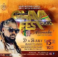 GhanaFest 2019 is a 2-day event slated for July 27th and July 28th