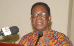 Minister of State in charge of Tertiary Education, Prof. Kwesi Yankah