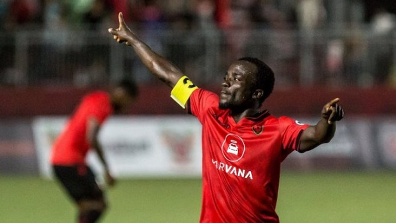 Solomon Asante set to mark 100th appearance for Phoenix Rising