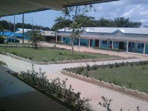 Jachie Pramso Senior High School premises