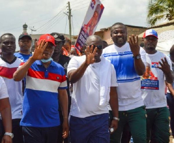\'Show us what exactly you have done for the Zongo Community\' - Boniface to NDC