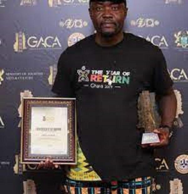 Deputy Director of Corporate Affairs at GTA, Kofi Atta Kakra Kusi