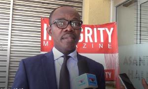 National Cybersecurity advisor, Dr Albert Antwi-Boasiako