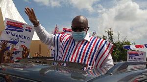 MP for Awutu Senya West Constituency, Neenyi George Andah