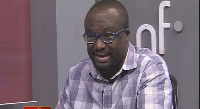 Chief Executive Officer of the National Youth Authority (NYA) Emmanuel Asigri