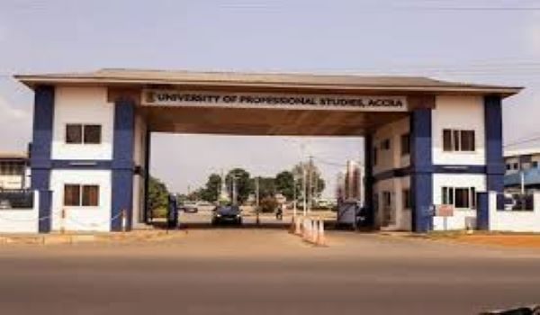 UPSA in 2018 dismissed 3 lecturers for soliciting for sex from students
