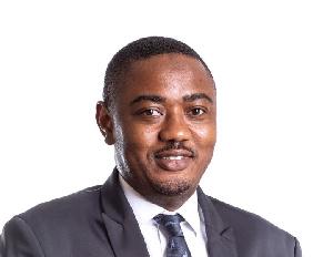 Head of Transactional Products & Services at Stanbic Bank Ghana, Musah Abdallah
