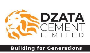 A logo of Dzata Cement Limited