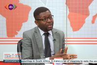 Charles Nyukonge, Peace and Security Expert