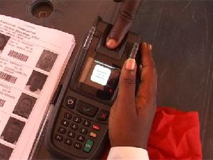 Biometric Registration