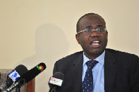 GFA President, Kwesi Nyantakyi