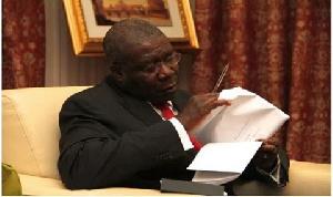 Ambassador Thomas Quartey, Deputy Chairperson of African Union (AU)