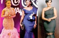 Zynnell Zuh, Martha Ankomah, Juliet Ibrahim