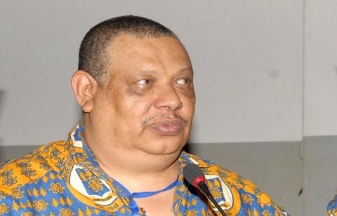Prof.Chris Gordon, Fmr. Dir. Institute for Environment & Sanitation Studies,University of Ghana