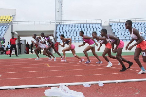 Athletes are not always sprinters