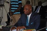 The late Supreme Court judge, Justice Samuel Kofi Marful-Sau