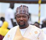 Abul Aziz Haruna Futah, National NASARA Coordinator of NPP