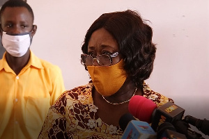 Chief of Staff, Akosua Frema Osei-Opare