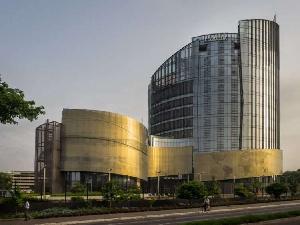 Ecobank Ghana headquarters in Accra