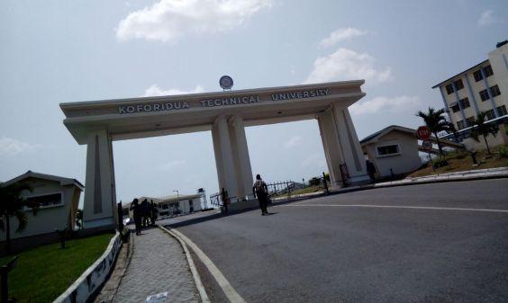 Koforidua Technical University in the Eastern Region
