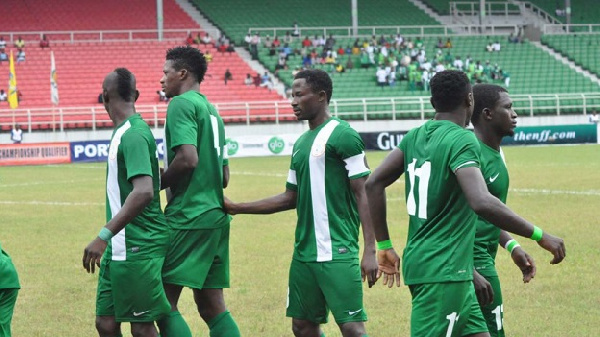 Nigeria beat Benin Republic 1-0 in the semifinal