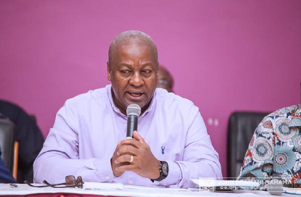 Wa deserves infrastructure development - John Mahama