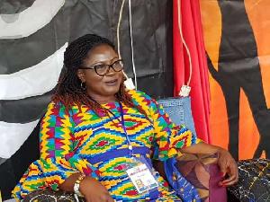 Theodora Froko, Director of Handicrafts at GEPA